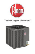 Rheem Value Series Single Stage Air Conditioners