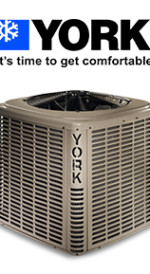 York LX Series YCJF Air Conditioners