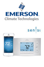 Emerson Climate Technologies Sensi Thermostat