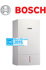 Bosch Gas-Fired Wall Mounted Combi Condensing Boiler